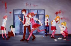 art by agatochi on deviantart misao juegos de horror, Maker Game, Rpg Maker, Game Art, Ib Game, Alice Mare, Mad Father, Anime Rules, Corpse Party, Rpg Horror Games