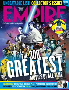 Empire August 2015 - The 300 Greatest Movies Of All Time