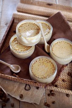 Discover recipes, home ideas, style inspiration and other ideas to try. Thermomix Desserts, Köstliche Desserts, Delicious Desserts, Dessert Recipes, Chicken Gyro Recipe, Chicken Gyros, Coffee Recipes, Caramel Apples, Mousse