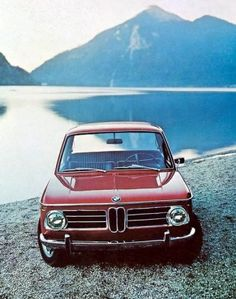 bmw 2002 1971--we had a car like this as newly marrieds. This was a fun car to drive! sf+ gf