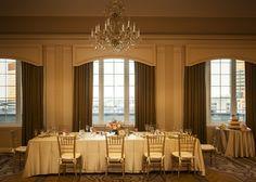 gold and pink, wedding head table, boston wedding, boston summer wedding, omni parker wedding, downtown boston wedding