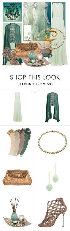 """""""My horoscope"""" by dmg555 ❤ liked on Polyvore featuring LUISA BECCARIA, Missoni, Gucci, Anya Hindmarch, Shashi, San Miguel and Sergio Rossi"""