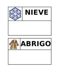 NIEVE ABRIGO Fails, Cinema, Pj, Ideas Para, Mariana, Alphabet, Winter Time, Winter Activities For Kids, Reading Activities