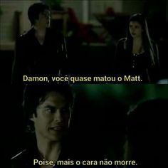 Delena, Katherine Pierce, Caroline Forbes, Klaus Tvd, The Vampires Diaries, Damon And Stefan Salvatore, Tv Quotes, Vampire Diaries The Originals, Shadow Hunters