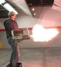 The WTF machine gun of the year!