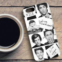 One Direction Zayn Malik Cool Design Samsung Galaxy S7 Edge Case | casefantasy