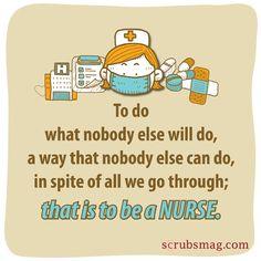 nurse quotes inspirational | ... Nursing Magazine Featuring Inspirational and Informational Nursing