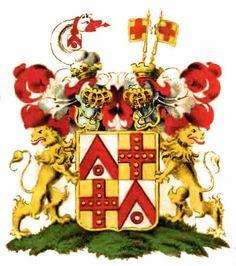 Wappen der Graf von Wylich und Lottum
