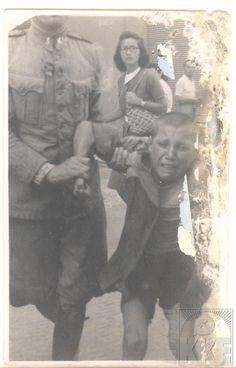 Greece Photography, War Photography, Amazing Photography, Ww2 Pictures, Rare Photos, Old Photos, Vintage Photos, Halloween Party Activities, Dark Art