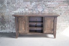 TV Stand / Media Console / Media Cabinet / Rustic by FurnitureFarm, $699.00
