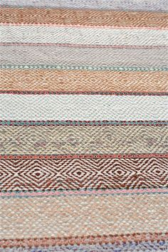 Rugs On Carpet, Carpets, Tyger, Rag Rugs, Woven Rug, Loom, Hand Weaving, Textiles, Knitting