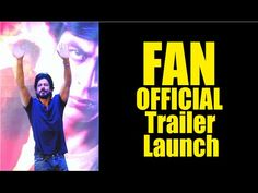 Shahrukh Khan at FAN Movie OFFICIAL Trailer Launch | FULL UNCUT VIDEO - 1.  See the full video at : https://youtu.be/ZzhwNL6CO48 #shahrukhkhan