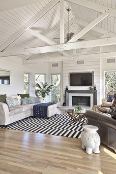 54 Best Farmhouse Living Room Makeover Decor Ideas #farmhouselivingroom #bestfarmhouse #livingroomdecor ~ aacmm.com