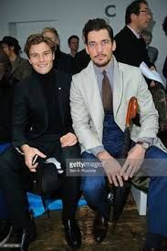 David Gandy and Oliver Cheshire
