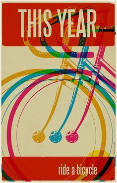 """This Year by Around & Around Art Print / MINI (7"""" X 10"""")  $14.56"""