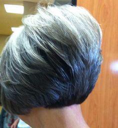 Short Gray Haircuts