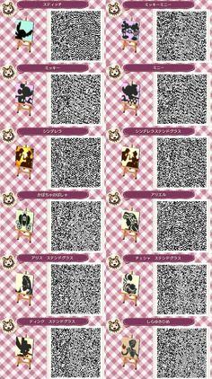 Disney patterns- For disneys lovers!