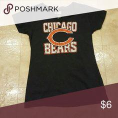 Bears top Great shape Bears top NFL Tops Tees - Short Sleeve