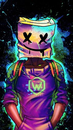 samsung Hintergrundbild Marshmello HD Bilder und Fotos kostenlos herunterladen - Best of Wallpapers for Andriod and ios Deadpool Wallpaper, Cartoon Wallpaper, Game Wallpaper Iphone, Graffiti Wallpaper, Neon Wallpaper, Cellphone Wallpaper, Mobile Wallpaper, Wallpaper Wallpapers, Trippy Wallpaper