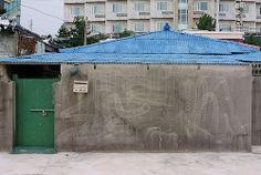 28720039 / #골목 #담벼락 #문 #지붕 / 2009 12 31 /