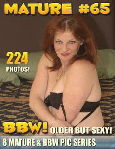 Mature BBW mag