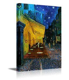 Wall26 - Cafe Terrace at Night by Vincent Van Gogh - Oil ... https://www.amazon.com/dp/B017B1SUGQ/ref=cm_sw_r_pi_dp_x_XeZyzbR4V36D1