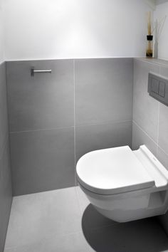 1000 images about toilet idee n on pinterest toilets duravit and bathroom - Wc c olour grijze ...