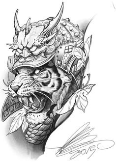 433 curtidas 2 comentrios irezumi culture tattoo irezumi_culture no amazing art done by _mr damianrobertson_ tigersketch tigerdrawing samuraiwarriors here s one of those flowers available for a tattoo email billyweiglergmail com Japanese Tattoo Artist, Japanese Tiger Tattoo, Japanese Dragon Tattoos, Japanese Tattoo Designs, Japanese Sleeve Tattoos, Samurai Maske Tattoo, Samurai Tattoo Sleeve, Samurai Warrior Tattoo, Warrior Tattoos