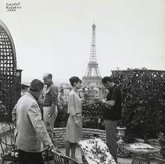 Audrey in Paris (1962)