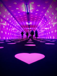 'Tunnel of love', Maastunnel February Rotterdam Tunnel Of Love, Rotterdam, Netherlands, February, Space, City, Fun, Pictures, Travel