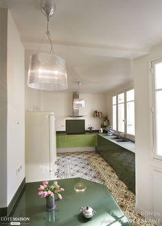 Un appartement revu entre tradition et modernité, Paris, Florence Ronsil - architecte d'intérieur