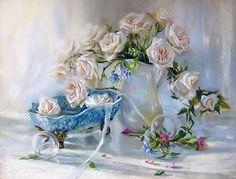 Crescendo by Mary Aslin Pastel ~ 18 x 24