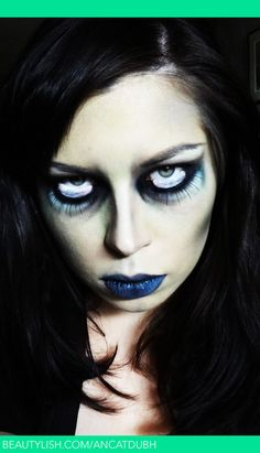 Me as the undead | Michelle O.'s (ancatdubh) Photo | Beautylish