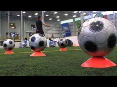 U10 - Week 7 - Activity 2 - YouTube U7 Soccer Drills, Soccer Skills, Soccer Training, Soccer Ball, Games For Kids, Kids Learning, Ranger, Hockey, Training Exercises