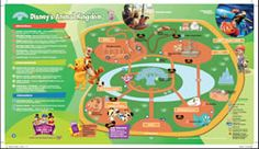 Disney Maps For Kids - Really neat! (a bit outdated, but they get the jist)
