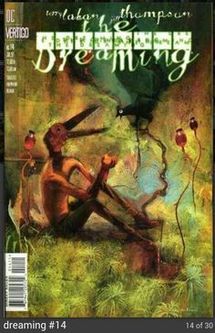 The dreaming issue 14