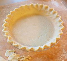 Peach Cream Pies, Peach Jello, Baked Pie Crust, Sweet Pie, Pie Dish, Sweets, Road Trip, Baking, Desserts
