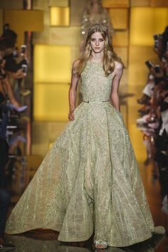 Elie Saab - A/W 2015 Couture