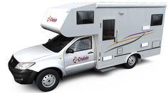 Cruisin Huntsman HighTop Campervan - 2-3 Berth