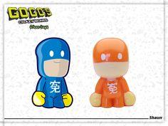 Gogo`s® Urban Toys - 02.SHAUN