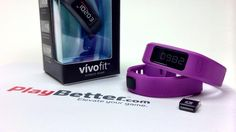 Psyched to finally get our hands on the new Garmin VivoFit bands. Get off that couch!