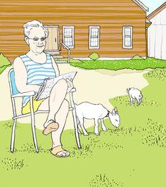 オールドライフ People Illustration, Comedy, Comedy Theater, Comedy Movies