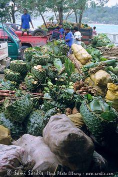 market, Port Vila, Efate Island, Vanuatu.