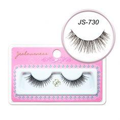 Jealousness Diamond Beauty False Eyelashes JS-730 (1 Pair)