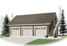 Traditional Style House Plans   1989 Square Foot Home   1 Story  4     Any Style House Plans   1320 Square Foot Home   2 Story  0 Bedroom and 0  Bath  3 Garage Stalls by Monster House Plans   Plan
