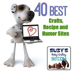 40 favorite craft websites