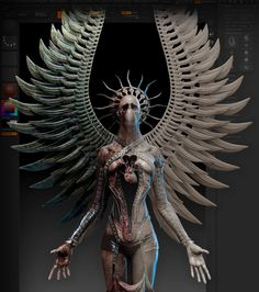 ArtStation - Introduction to ZBrush 4R7 with Madeleine Scott-Spencer, Madeleine Scott-Spencer