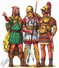 Orden de Batalla. Historia Militar: El Ejército de Alejandro Magno.