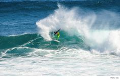 An inside perspective of Michel Bourez' first ever World Tour victory at the #MargiesPro.