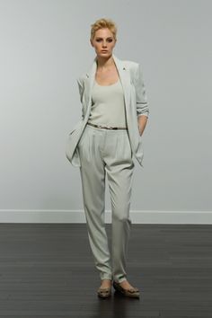 St. John Pre-Fall 2012 Collection on Style.com: Runway Review